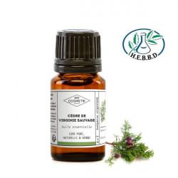 Huile essentielle de cèdre de Virginie sauvage BIO 10 ml (AB)
