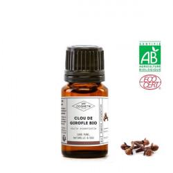 Huile essentielle de clou de girofle BIO 5 ml (AB)