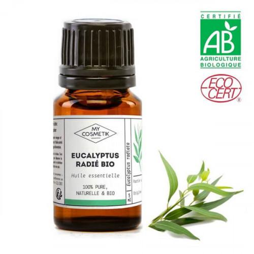 Huile essentielle d'eucalyptus radié BIO 30 ml (AB)