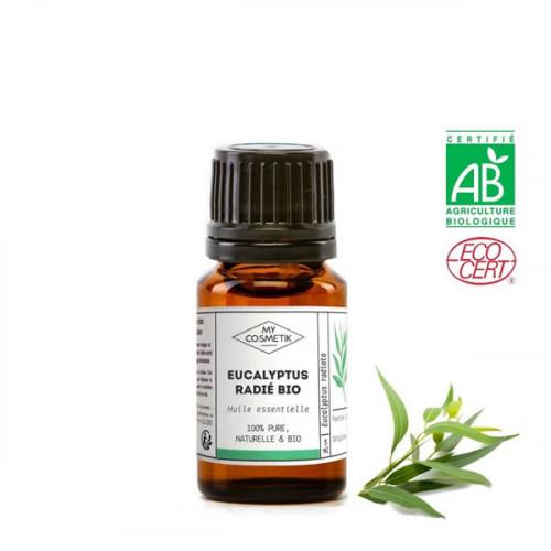 Huile essentielle d'eucalyptus radié BIO 5 ml (AB)