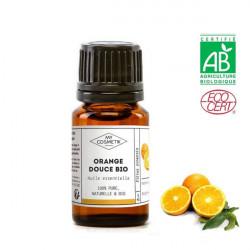 Huile essentielle d'orange douce BIO 10 ml (AB)