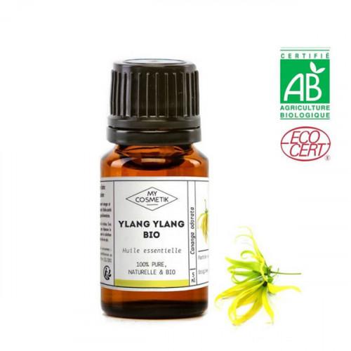 Huile essentielle d'ylang ylang BIO 10 ml (AB)