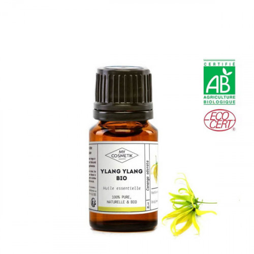 Huile essentielle d'ylang ylang BIO 5 ml (AB)