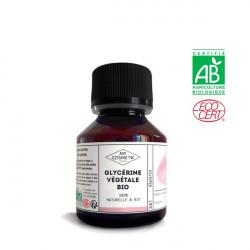 Glycérine végétale BIO 50 ml