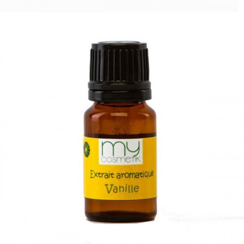 Extrait aromatique de vanille 10 ml