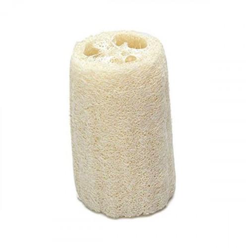 Eponge LOOFAH (luffa) exfoliante pour le corps 17 cm