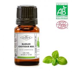 Huile essentielle de basilic exotique BIO 30 ml (AB)