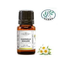 Huile essentielle de camomille romaine BIO 10 ml (AB)