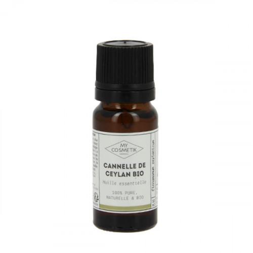 Huile essentielle de cannelle ceylan BIO 10 ml (AB)