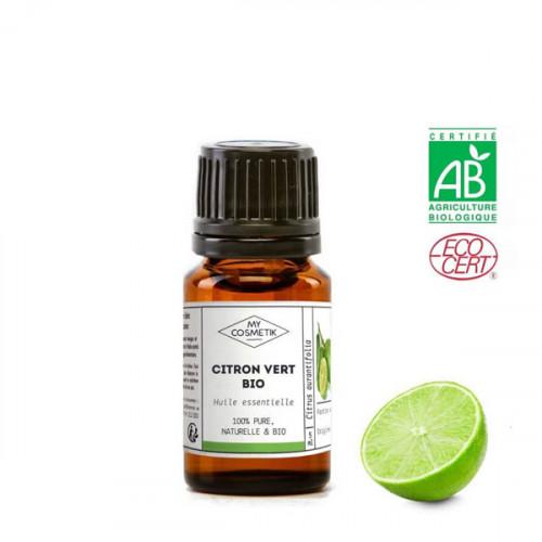 Huile essentielle de citron vert BIO 5 ml (AB)