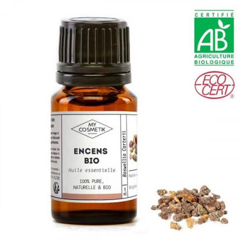 Huile essentielle d'encens BIO 30 ml (AB)