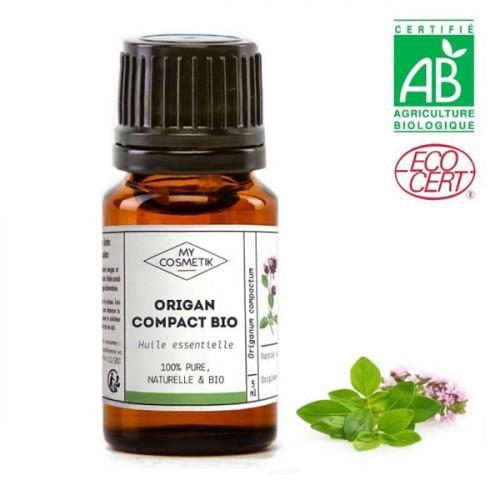 Huile essentielle d'origan compact BIO 30 ml (AB)