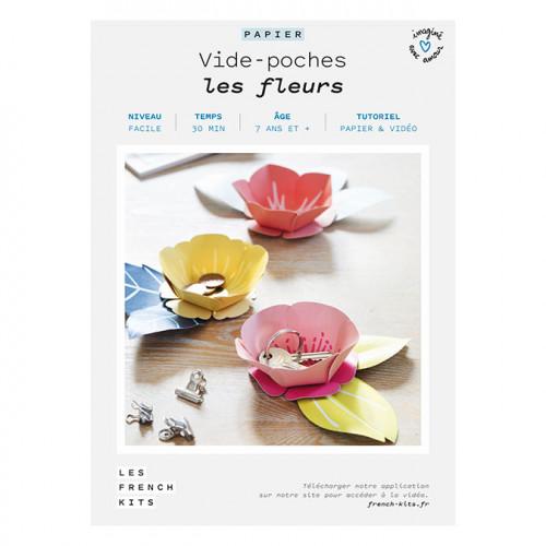 Kit Vide-poches Les fleurs