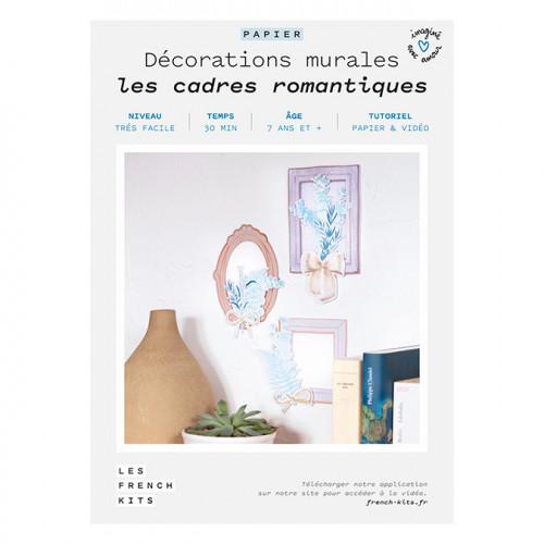 Kit Décorations murales Les cadres romantiques
