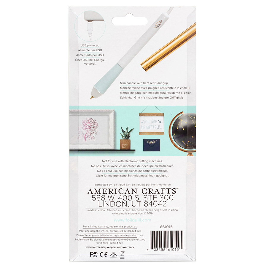 Stylo thermique Freestyle pointe standard