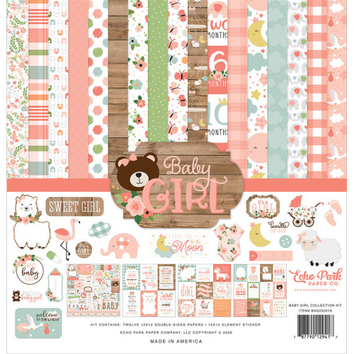 Baby Girl Kit de collection