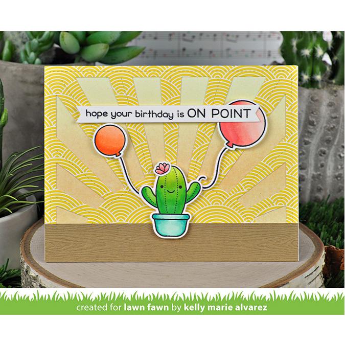 Die Set Cactus