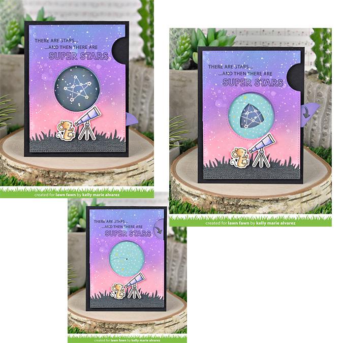 Die Set Iris magique (ajout)