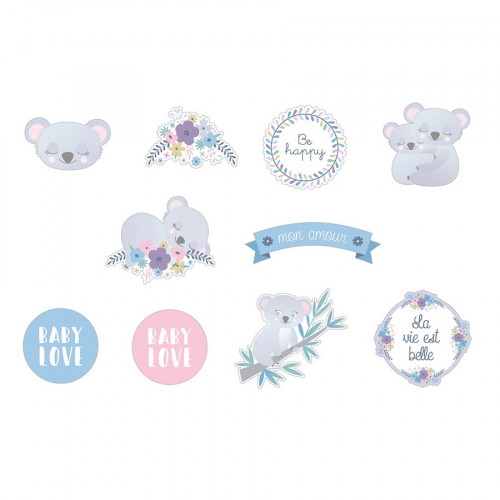 Washi Stickers My Little Baby - 50 pcs