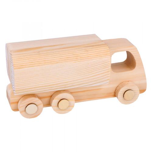 Camion en bois #1 18 x 8,5 x 6,5 cm