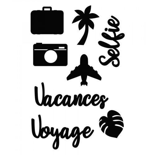 Die Set Vacances - 8 pcs