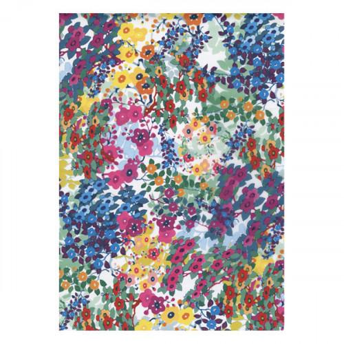 Feuille Décopatch 801 Fleurs - 30 x 40 cm