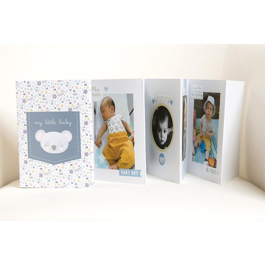 Mini Album Koala 14,3 x 20,3 cm
