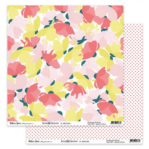 Beautiful Summer - Papier #1