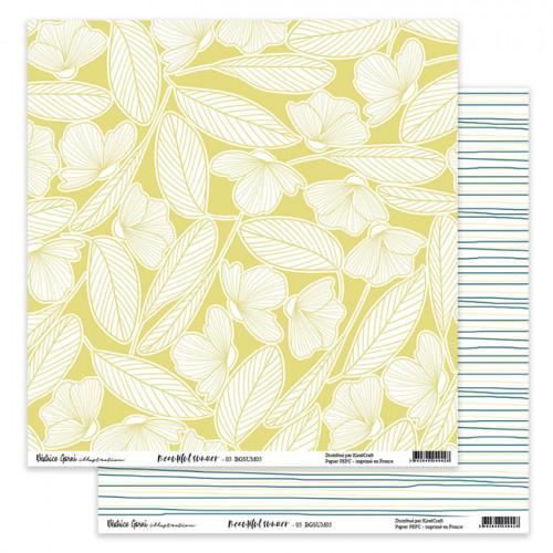 Beautiful Summer - Papier #5