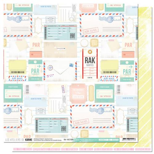 Carnet de Route - Papier #6