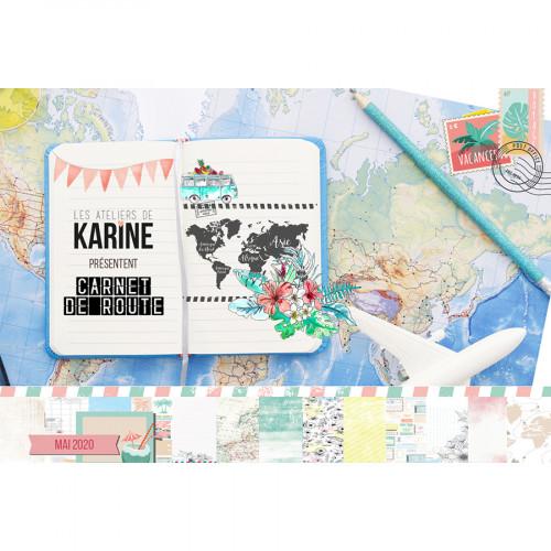 Carnet de Route Kit de collection