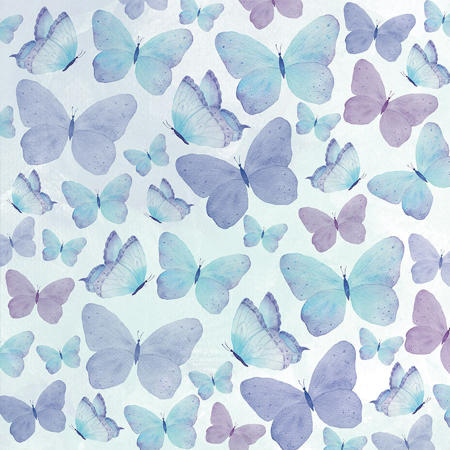 Amethyst - Papier Flutter