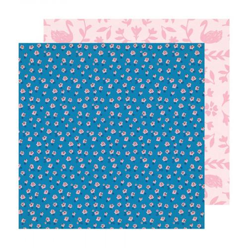 Sweet Story - Papier Pink Truffle