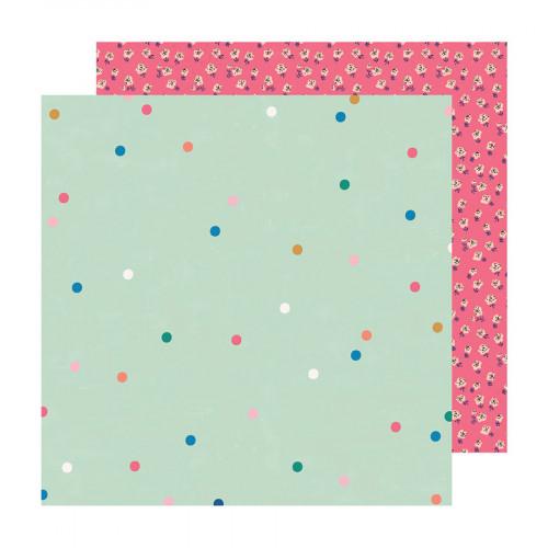 Sweet Story - Papier Sparkle