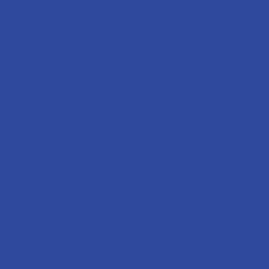 Vinyle permanent Bleu