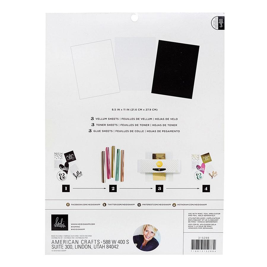 Bloc de papier Surface Pad MINC