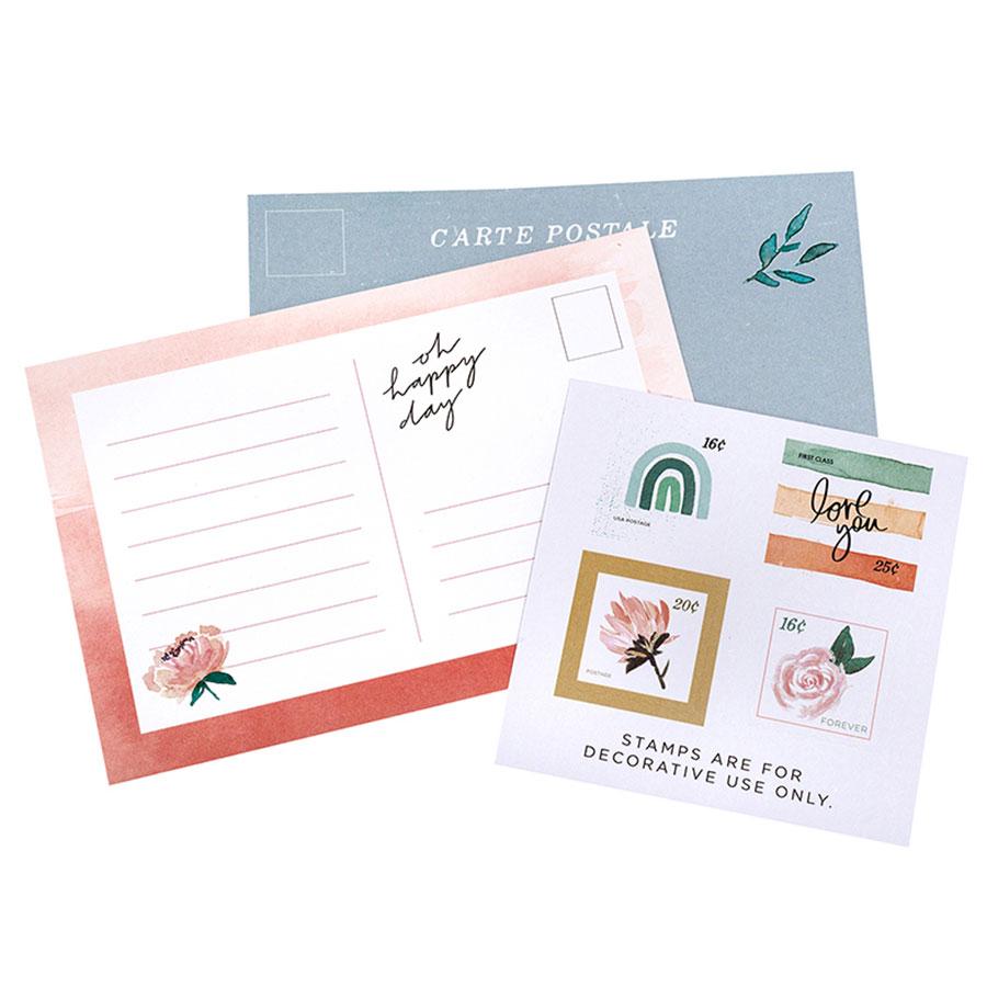 Storyline Chapters Set cartes postales - 18 pcs