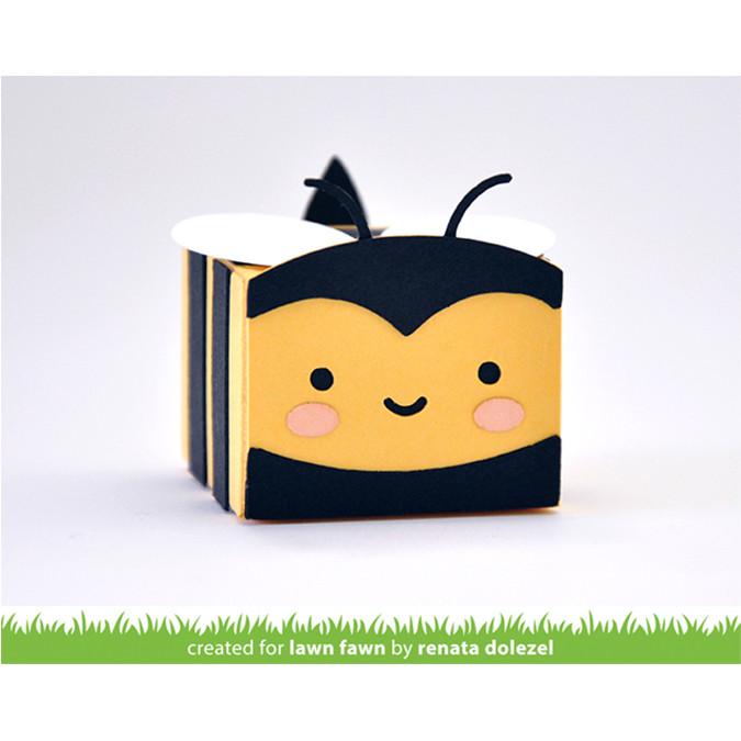 Die Set Abeille pour Mini boîte cadeaux