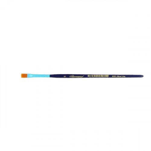 Brosse en fibre synthétique série Blue Line 80PL n°6