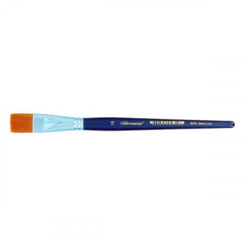 Brosse en fibre synthétique série Blue Line 80PL n°16