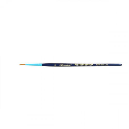 Pinceau rond en fibre synthétique série Blue Line 80RO n°6