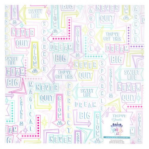 Sparkle City - Papier spécial Directions