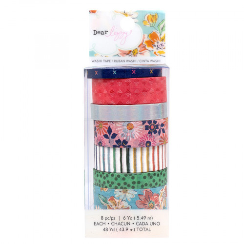 She's Magic Washi Tape - 8 rouleaux