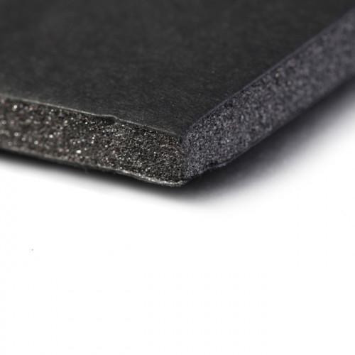 Carton mousse noir 5 mm - 50 x 65 cm 5 pièces