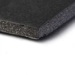 Carton mousse noir