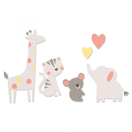 Bigz Die Les amis du zoo