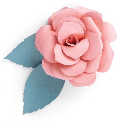 Thinlits Die Set Fleur de cour - 2 pcs