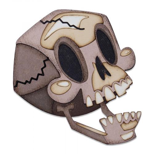 Thinlits Die Set Colorize Crâne - 11 pcs