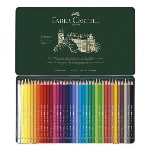 Crayon aquarellable Albrecht Dürer - Boite en métal 36 couleurs