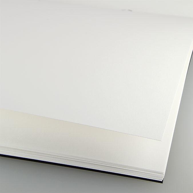 Carnet de dessin Graduate 140 g/m² 20 feuilles A5